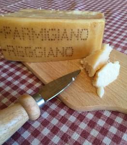 parmigiano reggiano caseificio Casello di Modena