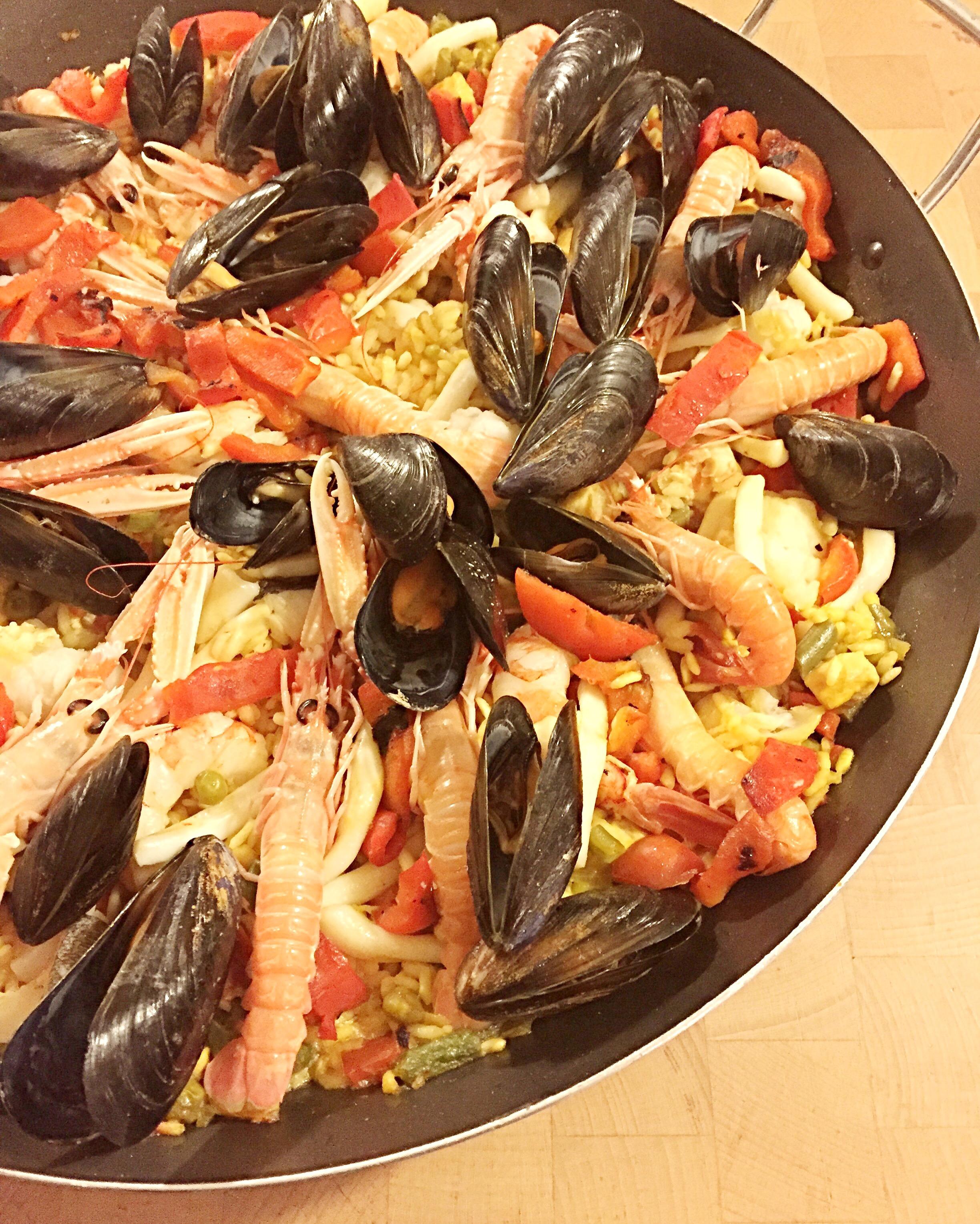 Paella Catalana Le Ricette Di Michi