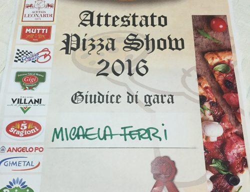 PizzaShow, questa volta faccio il giudice