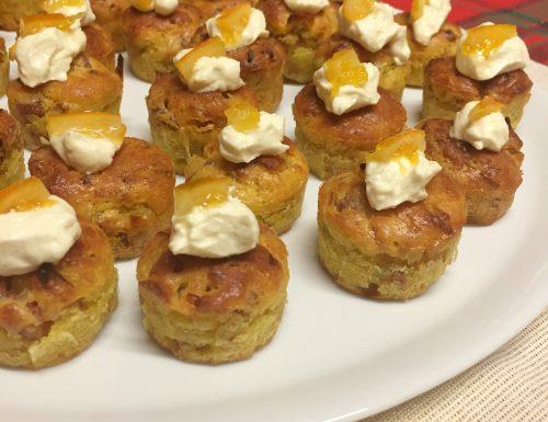 Mini muffin di Natale