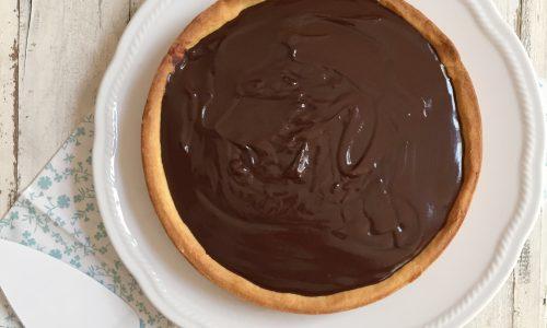 Tarte au chocolat per il club del 27