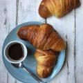 Croissant alla vaniglia