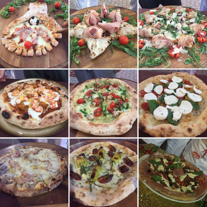 pizza show, seconda edizione
