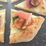 Pizza con Prosciutto di Modena DOP e fichi grigliati