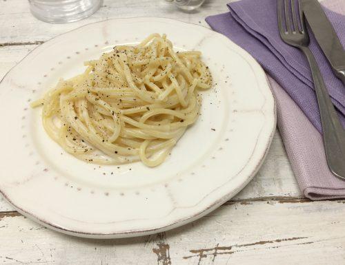 Spaghetti cacio e pepe per il Club del 27