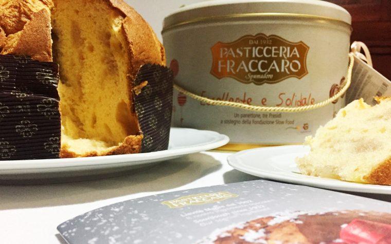 Il panettone con il sale dolce di Cervia