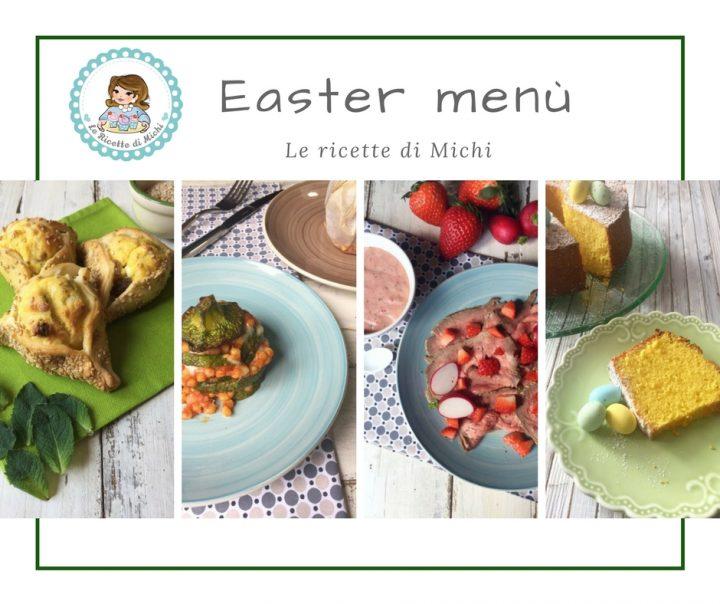 Easter menù