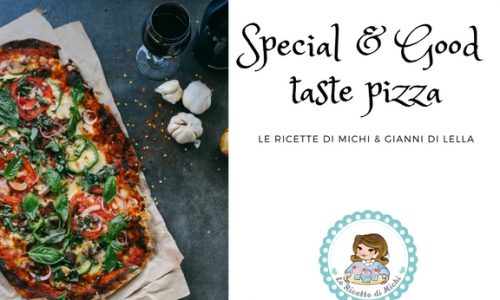 Special & Good taste pizza