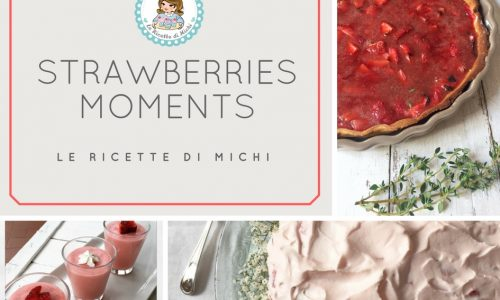 Strawberries Moments
