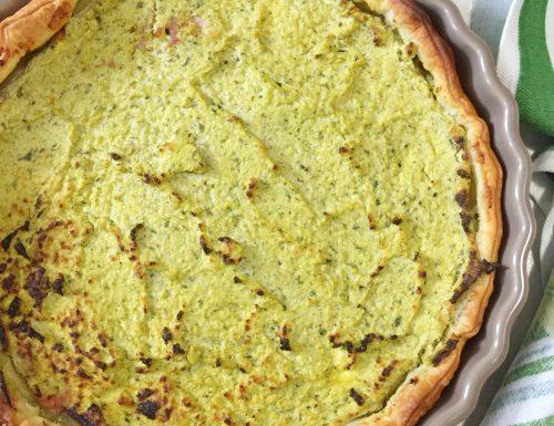 Torta salata verde