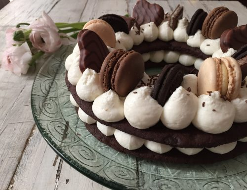 Cream tart Oreo