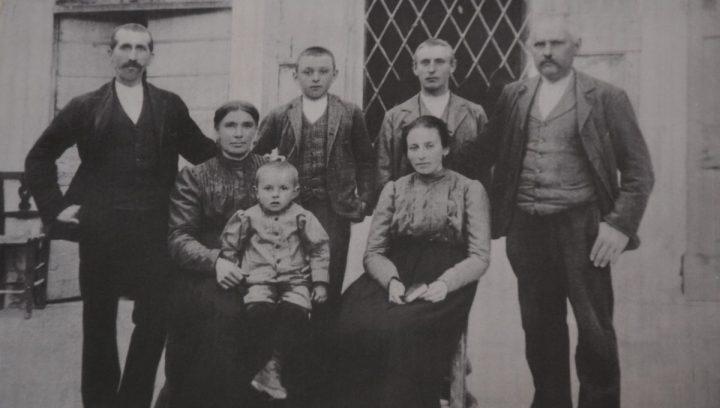 redoro immagine di famiglia