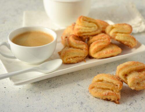 Biscotti Uzbeki alla ricotta, tvorogli pechenyelar