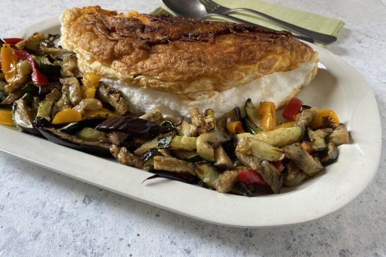 Omelette de la Mère Pouland