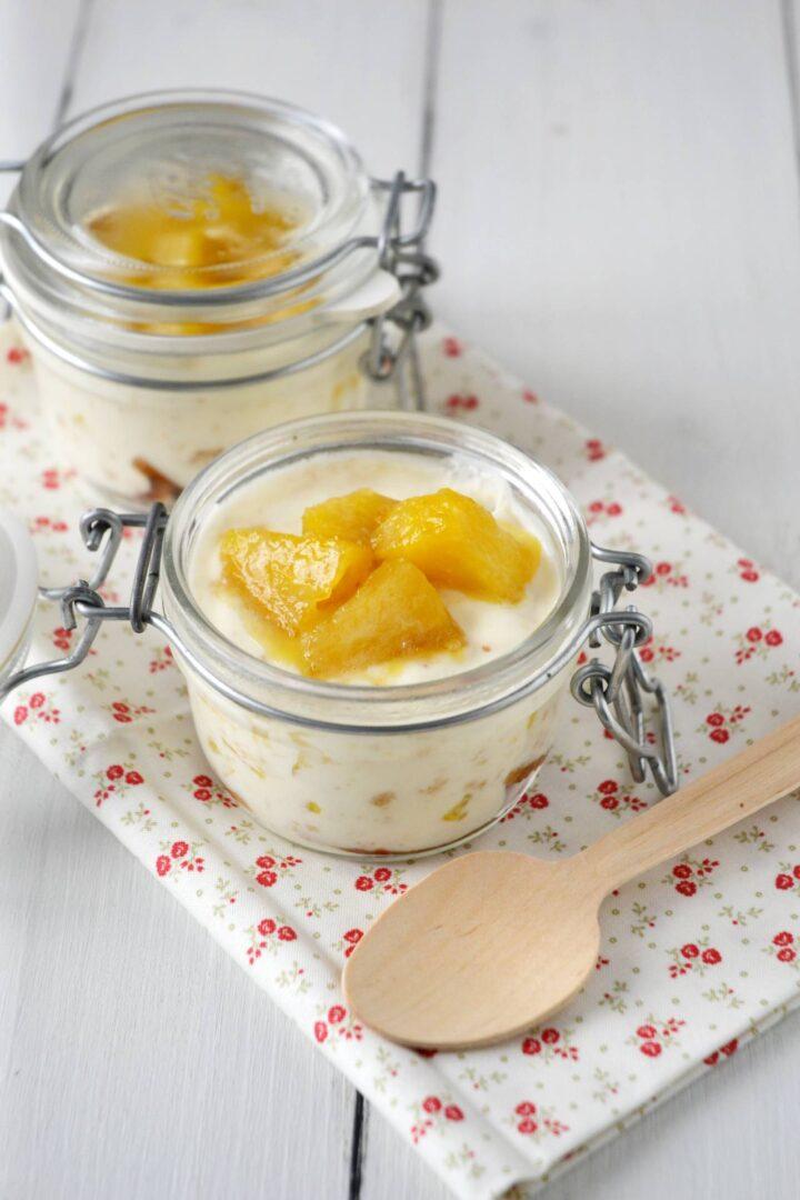 Cheesecake-all-ananas-caramellato