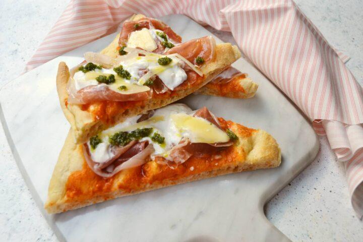 pizza-chutney