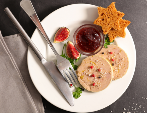Il foie gras d'anatra