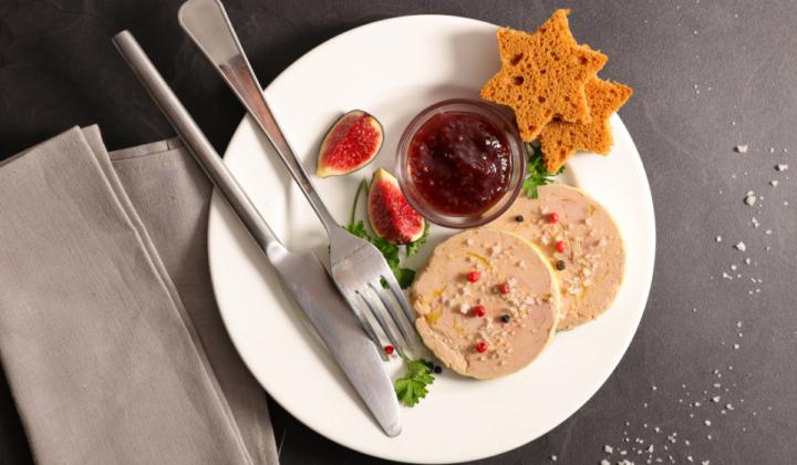 foie gras d'anatra