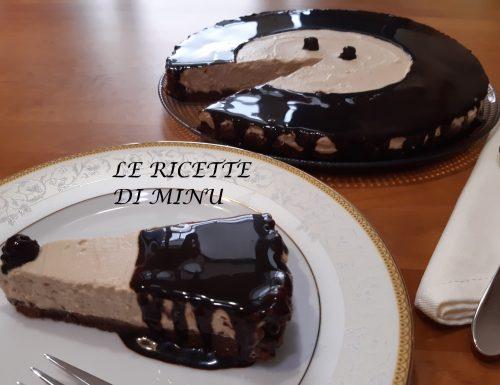 Cheesecake coppa del nonno senza colla di pesce