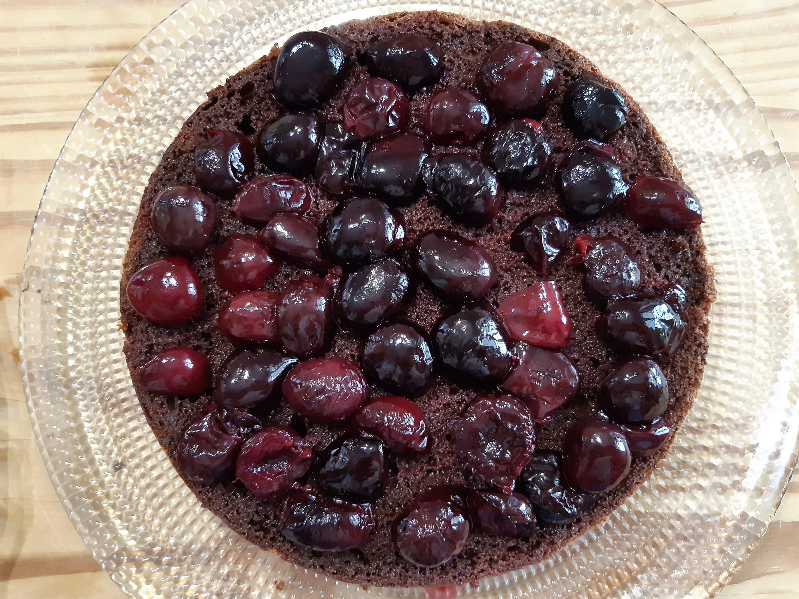 ciliegie torta foresta nera