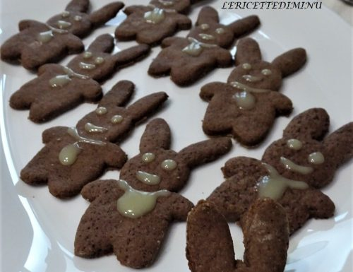 Bisconigli al cioccolato