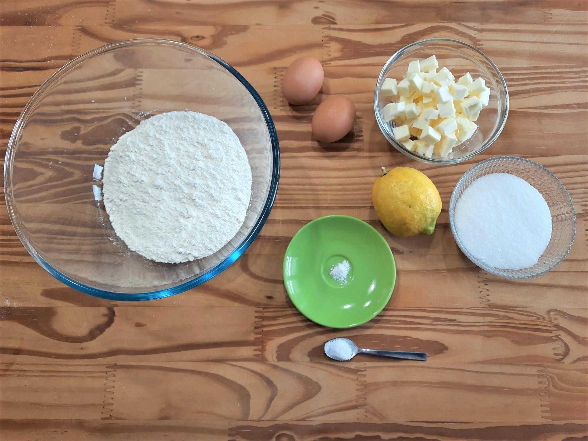 ricetta pastiera napoletana con ricotta di pecora