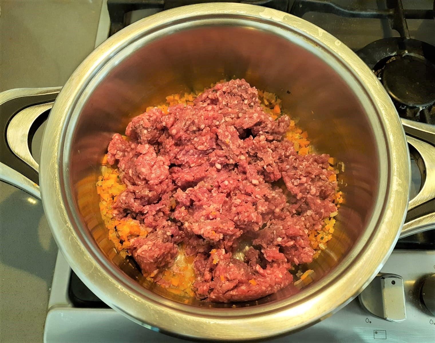 Ragù alla bolognese senza pancetta