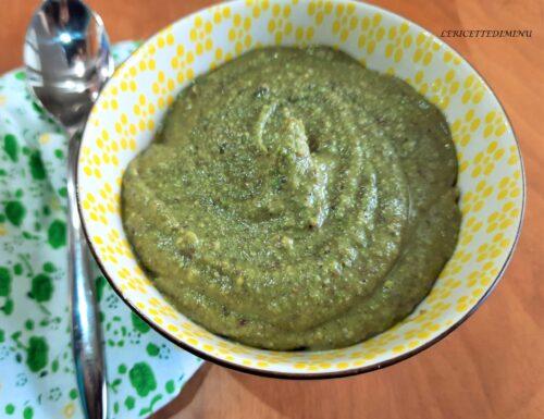 Pasta di pistacchio per dolci fatta in casa