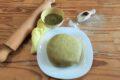 Pasta frolla al pistacchio per crostate e biscotti