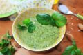 Pesto basilico e prezzemolo