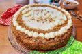 Torta di compleanno senza glutine e senza lattosio