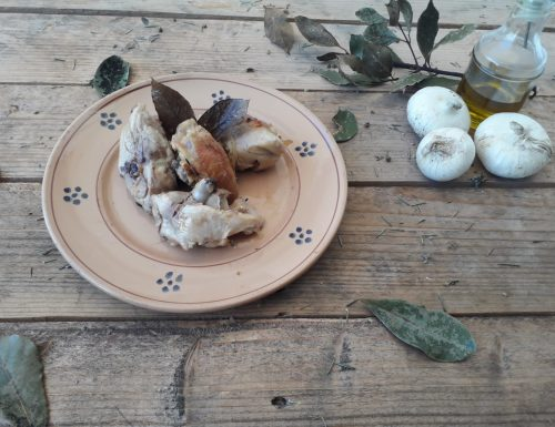 Pollo alla genovese