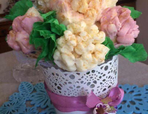 Bouquet di cupcake :per un dolcissimo omaggio floreale