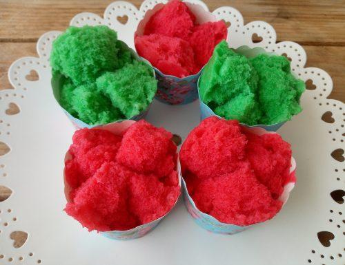 Muffin Giapponesi colorati