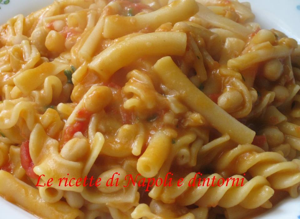 Pasta e fagioli (ricetta veloce)