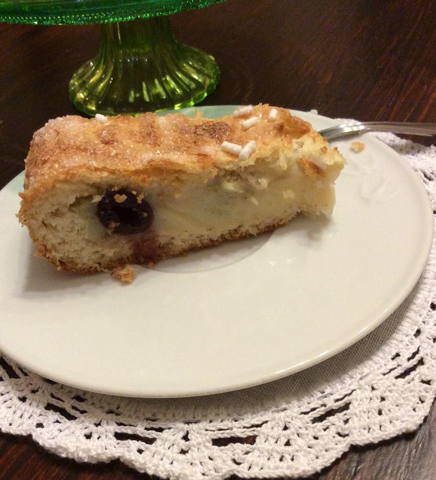 La torta Polacca e le polacchine di Aversa