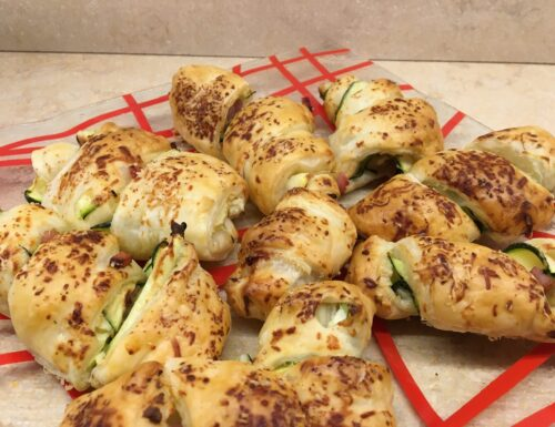 Spirali di zucchine