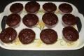 Muffins al Cioccolato con Glassa al Cacao