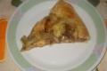 Torta di Finocchi e Mozzarella