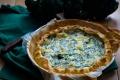 Torta salata broccoli e ricotta
