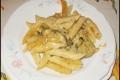 Pasticcio di Pasta con Zucchine e Fiori di Zucca