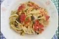 Trofie al Forno con Zucchine e Mozzarella