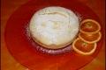 Torta con Crema di Arancia e Quark