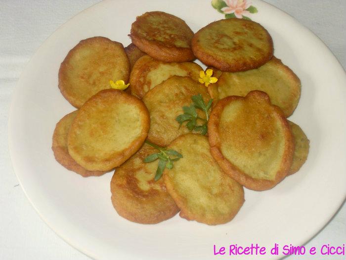 Frittelle Soffici ai Piselli
