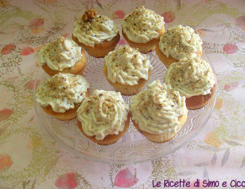 Cupcakes alle Noci