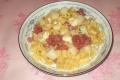 Pasta con Patate, Salsiccia e Provola Affumicata