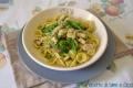 Orecchiette con Pesce Spada e Broccoletti