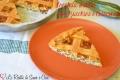 Crostata Salata con Zucchine e Crescenza