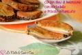 Cordon bleu di melanzane con mortadella e provola affumicata