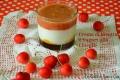 Crema di Ricotta e Yogurt alle Ciliegie